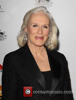 Glenn Close G'Day USA Black Tie Gala at the JW Marriot at LA Live - Arrivals  Featuring: Glenn Close...