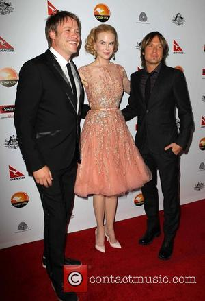 Australian Stars Turn Out For Down Under Gala