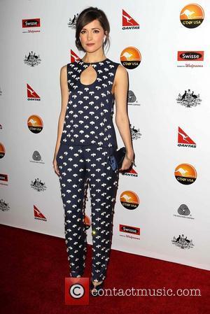 Rose Byrne G'Day USA Black Tie Gala at the JW Marriot at LA Live - Arrivals  Featuring: Rose Byrne...