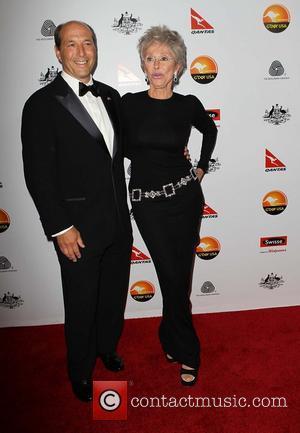 Rita Moreno G'Day USA Black Tie Gala at the JW Marriot at LA Live - Arrivals  Featuring: Rita Moreno...