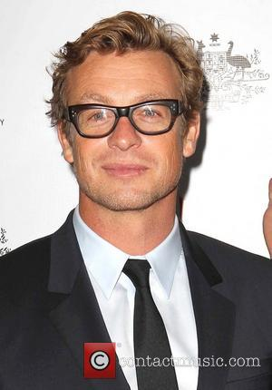 Simon Baker G'Day USA Black Tie Gala at the JW Marriot at LA Live - Arrivals  Featuring: Simon Baker...