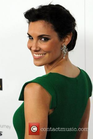 Daniela Ruah 9th Annual G'Day USA Gala held at the Grand Ballroom inside the Hollywood & Highland Center - Arrivals...
