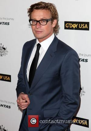 Simon Baker 9th Annual G'Day USA Gala held at the Grand Ballroom inside the Hollywood & Highland Center - Arrivals...