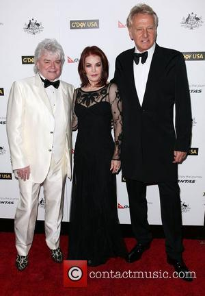 Priscilla Presley and Air Supply