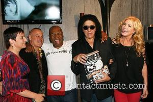 Mike Tyson, Gene Simmons, Las Vegas and Shannon Tweed
