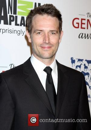 Michael Vartan and Beverly Hilton Hotel