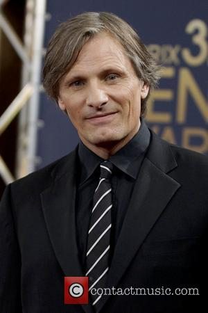 Viggo Mortensen  The 32nd Annual Genie Awards Arrival at the Westin Harbour Castle.  Toronto, Canada - 08.03.12