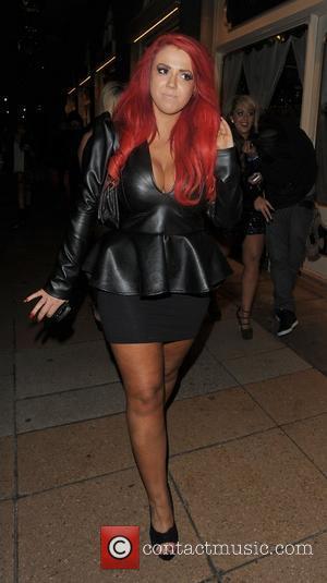'Geordie Shore' star Holly Hagan leaving Aura nightclub at 3am. London, England - 21.12.11