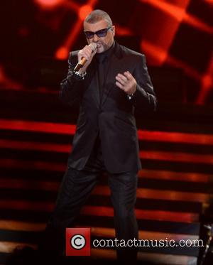 George Michael performs at Earl's Court, London, England- 12.10.12
