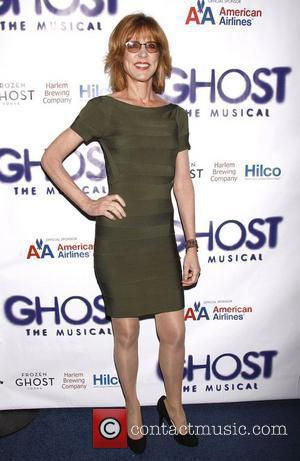 Christine Lahti Broadway opening night of 'Ghost The Musical' at the Lunt-Fontanne Theatre - Arrivals. New York City, USA -...