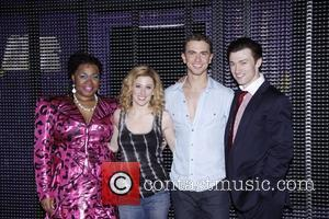 Richard Fleeshman and Lunt-fontanne Theatre