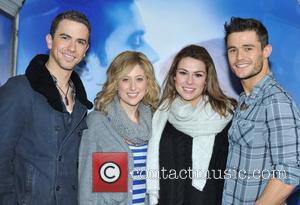Richard Fleeshman and Mark Evans