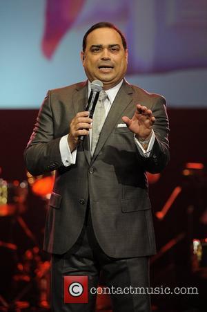 Gilberto Santa Rosa performs at the Seminole Hard Rock Hotel and Casinos' Hard Rock Live  Hollywood, Florida - 12.01.12
