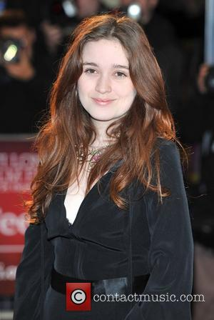 Alice Englert 56th BFI London Film Festival: Ginger And Rosa - official screening held at the Odeon West End, Arrivals....