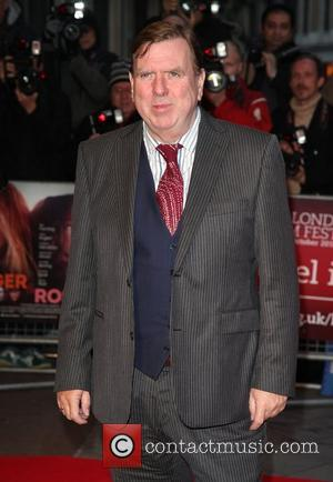 Timothy Spall and Odeon West End