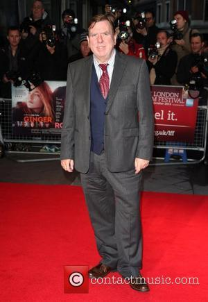 Timothy Spall Saddened By Death Of Pig Co-star