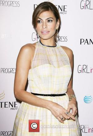 Eva Mendes attending a special screening of Girl In Progress, held at the Director's Guild of America Los Angeles, California...