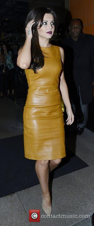 Cheryl Cole, Zuma Restaurant, London