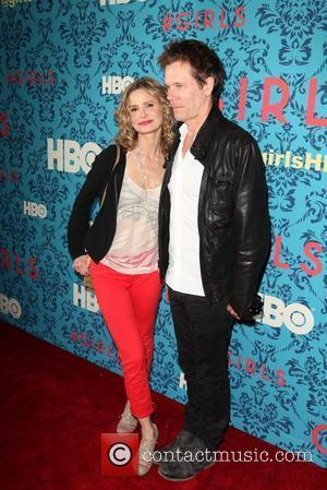 Kyra Sedgwick, Kevin Bacon  The New York Premiere of HBO's new series, 'Girls', at the SVA Theater New York...