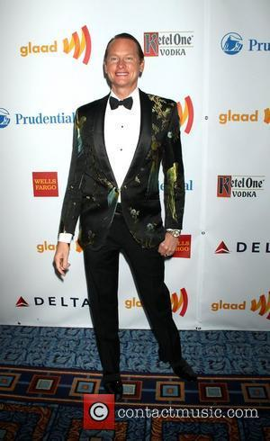 Carson Kressley 23rd Annual GLAAD Media Awards at the Marriott Marquis Hotel - Arrivals. New York City, USA - 24.03.12