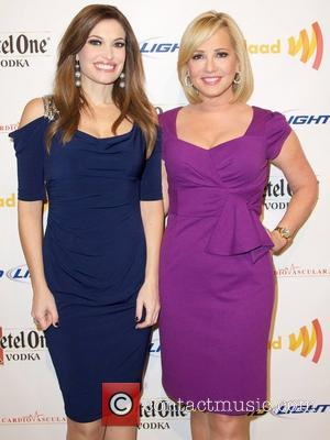 Kimberly Guilfoyle and Jamie Colby