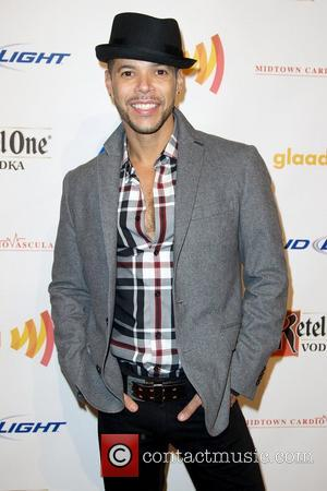 Wilson Cruz GLAAD Art Auction, held at the Metropolitan Pavilion - Arrivals New York City, USA - 18.11.12