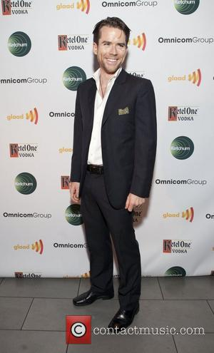 Christian Campbell GLAAD honors the best in LGBT Inclusive Advertising at XL Nightclub New York City, USA - 02.10.12