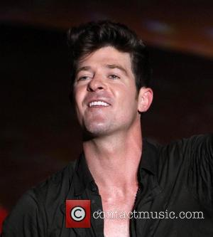 Robin Thicke's Mum Opens Up About Sexual Assault
