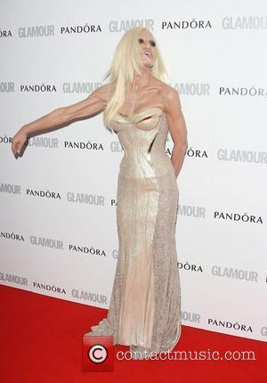 Donatella Versace The Glamour Women of the Year Awards 2012 - Arrivals London, England - 29.05.12