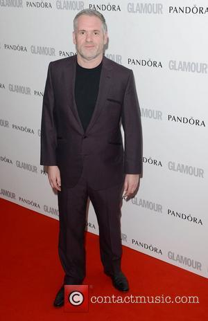 Chris Moyles at The Glamour Women of the Year Awards 2012 - Arrivals. London, England- 29.05.12