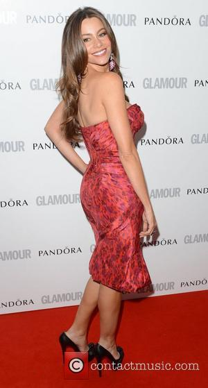 Sofia Vergara and Glamour Women Of The Year Awards