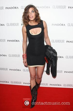 Natalia Tena The Glamour Women of the Year Awards 2012 - Arrivals London, England - 29.05.12
