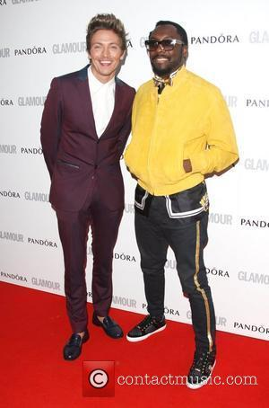 Tyler James and Will.I.Am The Glamour Women of the Year Awards 2012 - Arrivals London, England - 29.05.12