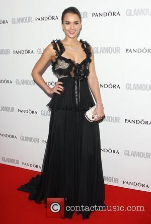 Jessica Alba and Glamour Women Of The Year Awards