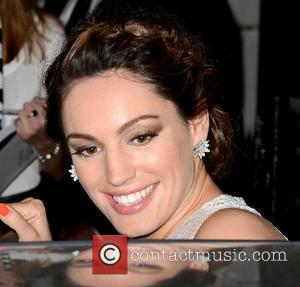 Kelly Brook and Glamour Women Of The Year Awards