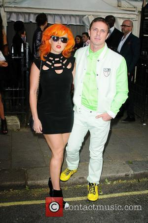 Jake Shears and Ana Matronic of the Scissor Sisters The Glamour Women of the Year Awards 2012 - Outside Arrivals....