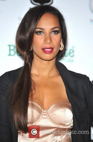 Leona Lewis 'Global Angel Awards' held at the Park Plaza Hotel. London, England - 02.12.11