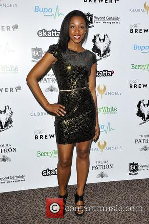 Beverley Knight The Global Angels Awards at The Brewery London, England- 09.11.12