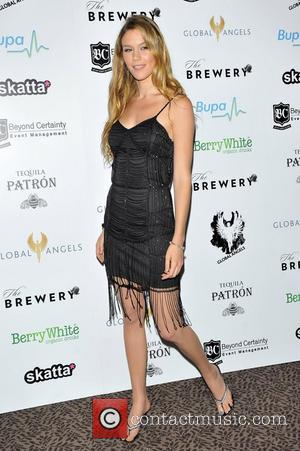 Joss Stone The Global Angels Awards at The Brewery London, England- 09.11.12