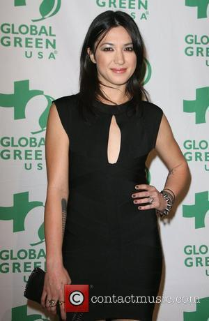 Michelle Branch Global Green USA's 9th Annual Pre-Oscar Party held at The Avalon Hollywood, California - 22.02.12