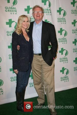 Ed Begley Jr and wife Rachelle Carson-Begley Global Green USA's 9th Annual Pre-Oscar Party held at Avalon Hollywood, California -...