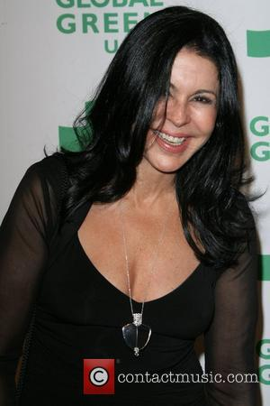 Maria Conchita Alonso Global Green USA's 9th Annual Pre-Oscar Party held at Avalon Hollywood, California - 22.22.12