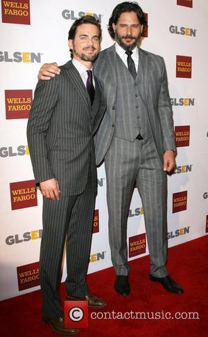 Matt Bomer and Joe Manganiello 8th Annual GLSEN Respect Awards held at the Beverly Hills Hotel - Arrivals Los Angeles,...