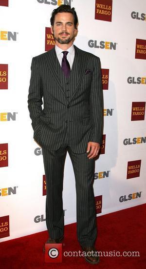 Matt Bomer 8th Annual GLSEN Respect Awards held at the Beverly Hills Hotel - Arrivals Los Angeles, California - 05.10.12