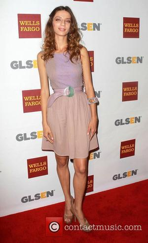 Angela Sarafyan  8th Annual GLSEN Respect Awards held at the Beverly Hills Hotel - Arrivals Los Angeles, California -...