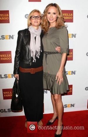 Chely Wright and Lauren Blitzer-Wright