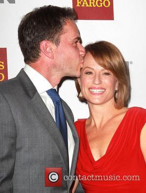 Tim DeKay, Elisa Taylor  8th Annual GLSEN Respect Awards held at the Beverly Hills Hotel - Arrivals Los Angeles,...
