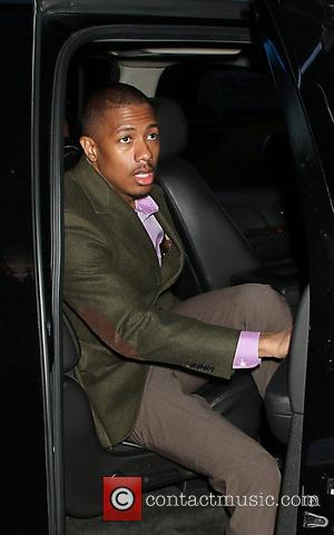 Nick Cannon Visits Lupus Charity