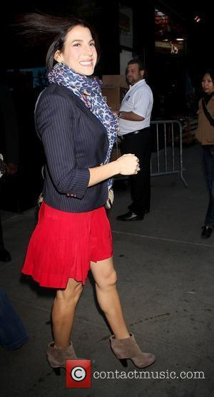 Jessica Seinfeld Celebrities arriving at ABC Studios for 'Good Morning America' New York City, USA - 02.12.11
