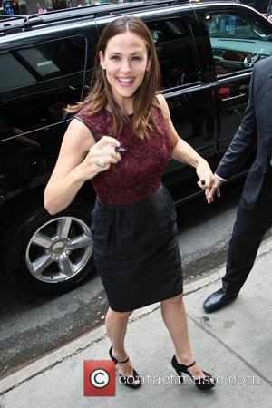 Jennifer Garner and Good Morning America
